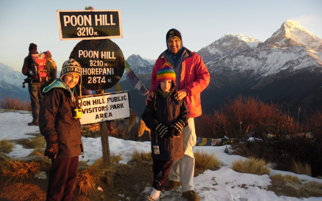 Great Review from the Poon Hill Route